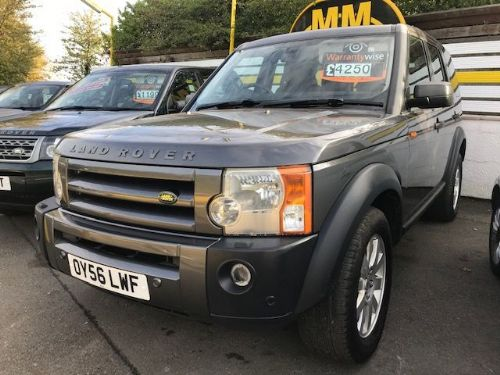 ***SOLD***Discovery 3 2.7 TDV6 SE Auto 7 Seater 2006***SOLD***